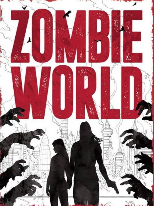 Zombie World box cover